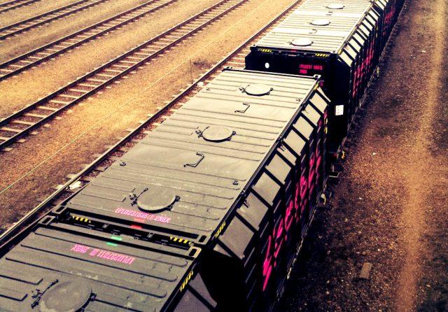 rail grain